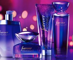 Pretty Blossom: New! Bath and Body Works Forever Collection: Midnight, Forever Midnight (fragrance)