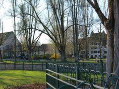 strasbourg parc