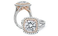 Coast Diamonds - Bridal @ Skatell's Manufacturing Jewelers Mt. Pleasant, SC 843-849-8488    Email me:  kathryn@skatells.com