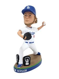 LAD 2014 Clayton Kershaw Bobblehead (Time Warner Cable)