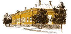 J.L.Runebergin museo / Porvoo - perheen kotimuseo