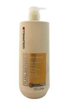 Goldwell have produced this wondrous and ultra fast working product for dry, damaged hair. Dualsenses Rich Repair 60 Second Treatment is like chocolate for your hair. Hair Loss Shampoo, Beauty Regimen, Damaged Hair, Going To Work, Hair Type, Your Hair, Conditioner, Personal Care, Unisex
