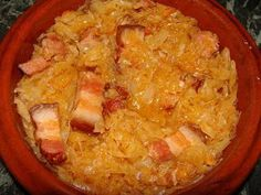 Romanian Food, Desert Recipes, Health Diet, Macaroni And Cheese, Carne, Cabbage, Bacon, Deserts, Food And Drink