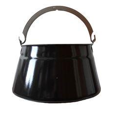 Kotlík na ryby 6 L - smaltovaný  Camping cauldron Cauldron