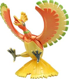 Takara Tomy Pokemon Monster Collection Moncolle EX EHP_09 Ho-Oh from Japan F/S #TakaraTomy