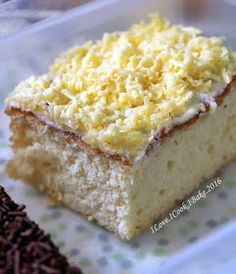 This recipe has been going viral in Instagram with many Indonesian home bakers. They call it 'Bolu Jadul' (old skool cake)  All gave good re...