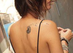 My Dandelion Tattoo