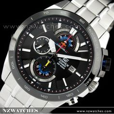 Casio Edifice Red Bull Racing Limited Edition Watch EFR-520RB-1A 3b8a37ea33