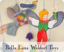 "What Are Waldorf Toys?  A Waldorf teacher explains the qualities that make a toy ""Waldorf."""