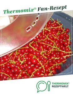 Johannisbeergelee einfach von Haidi_86. Ein Thermomix ® Rezept aus der Kategorie Saucen/Dips/Brotaufstriche auf www.rezeptwelt.de, der Thermomix ® Community.