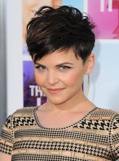 pixie cut...thinking about going this short...hmmmmm!!!