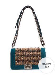 a008d068bba822 Vintage Tweed Vintage Chanel Bag, Vintage Velvet, Style Me, Shoulder Bag,  Handbags