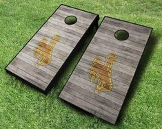 END OF 2017 CORNHOLE SALE -> 12/25/17 - 12/31/17! - ALL Products are 20% OFF UNTIL THE NEW YEAR!!! ***This set comes with Upgraded Team Logo Bags for FREE. Your order will include (8) Team Logo Bags (2 Sets of 4) instead of the standard color bags that come with most sets.*** If you are