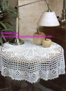 - danuta Zawadzka - Picasa Web Albums - No Pattern z Crochet Doily Patterns, Crochet Diagram, Filet Crochet, Crochet Doilies, Crochet Lace, Crochet Bedspread, Crochet Tablecloth, Crochet Books, Thread Crochet