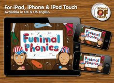 Funimal Phonics by School of Happy Ltd £1.49