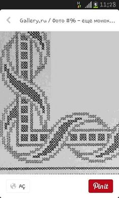 ranir Cross Stitch Boarders, Cross Stitch Designs, Cross Stitching, Cross Stitch Embroidery, Cross Stitch Patterns, Broderie Bargello, Bargello Needlepoint, Needlepoint Patterns, Crochet Motifs
