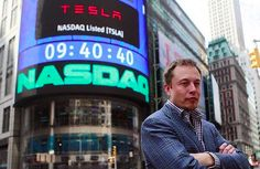 Tesla and SpaceX CEO Elon Musk is constantly multitasking, even making a habit of responding to work emails while spending time with his five kids. Tesla Motors, Tesla S, Tesla Roadster, Elon Musk, Wall Street, Microsoft, Solar City, S&p 500 Index, Great Recession
