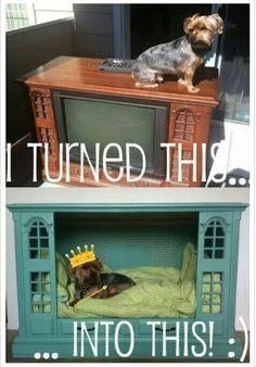 Awesome DIY dog/cat house
