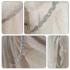 Νυφικό στεφανάκι... Chain, Inspiration, Jewelry, Fashion, Biblical Inspiration, Moda, Jewlery, Jewerly, Fashion Styles