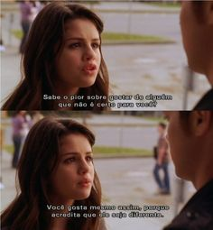 From one of my favorite pre-teen movies. A Cinderella Story. The remixed one. Selena Gomez, Another Cinderella Story, Teen Movies, Sad Love Quotes, Girl Quotes, True Quotes, When You Love, Love Movie, True Friends