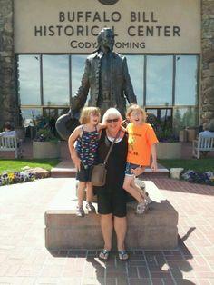 Cody, WY in Wyoming