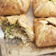 Shepherd's Pie Pasties Recipe