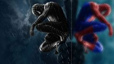 Say what you want about Spider-Man 3, but the imagery sure was cool.