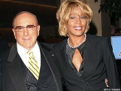 Clive Davis Reacts to Whitney Houston's Lesbian Rumors