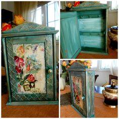 Decorative Boxes, Decor, Decoupage, Home Decor