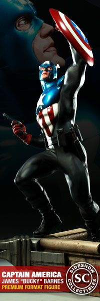 "Captain America - ""Bucky"" Marvel"