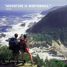 The Otter Hiking Trail, South Africa Sa Tourism, Bungee Jumping, Out Of Africa, Countries Of The World, Hiking Trails, Continents, South Africa, Shark Cage, Travel Destinations