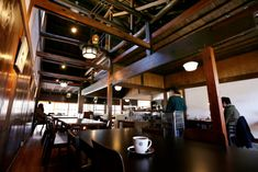 """「古民家→カフェ / Japanese traditional house → cafe 」  日光珈琲 御用邸通(日光市/栃木県)  """"http://living.ikigoto.com/cafe/  """""""