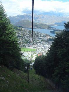 New Zealand Exploring Queenstown