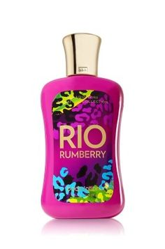 Bath & Body Works Rio Rumberry Body Lotion 8 « Holiday Adds