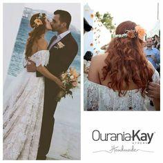 Ourania kay wedding dress