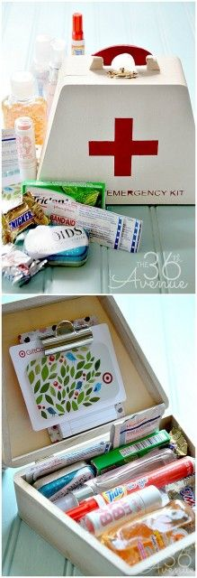 Back to School Emergency Kit for Your Fav Teachers & Kiddos