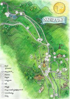 Szállodák, panziók - Noszvaj - A mi falunk Hungary, City Photo, To Go, Sweet, Travel, Inspiration, Ideas, Candy, Biblical Inspiration