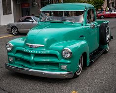 1954 Chevy 3100 Pickup