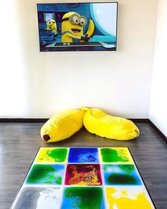Our liquid lava is featured in a pediatric dentist office in Maryland! The interactive quality of these tiles are perfect for pediatric hospitals and offices! #jockimo #jockimo_glass #liquidlava #flooring #officedecor #officedesign #hospitalitydesign #hospitaldesign #architecturalproducts #interiors #interiordesign #architecture #mydomaine #designlovers #newbuild #interiordesigner #thatsdarling #homedesign #inspiration #interiordesigngoals #instagood #instadaily #instalike #archidaily…