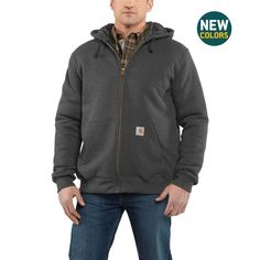 1aa45a1c4ef7 Rain Defender Avondale Midweight 3 Season Sweatshirt. The Brown Duck