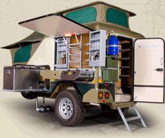Trailvan by Imagine