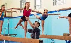 San Diego Rhythmic Gymnastics Camp #event #kids