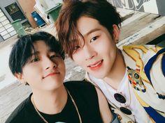 Monsta X - I.M and Jooheon