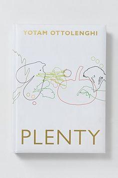 Plenty: 120 Vegetable Recipes - Yotam Ottolenghi