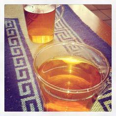 Dag262: bos vruchten thee