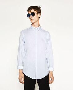 画像 2 の ストレートシャツ ザラから