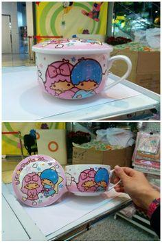 【2013】Cup (18x14x9cm, 750ml) (Manufacturer: Daniel & Co. Hong Kong) ★Little Twin Stars★