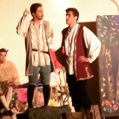 Lysander and Demetrius