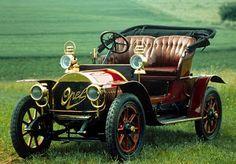 Opel 4/8 PS Doktorwagen - 1909