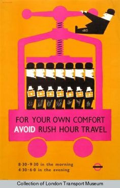 Victor Galbraith : Poster 1983/4/6995 - Poster and Artwork collection online from the London Transport Museum